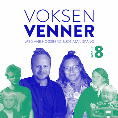 Voksenvenner - Episode 8 - VMD og SoMe-typer