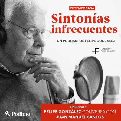 T02 E01 Colombia - Felipe González conversa con Juan Manuel Santos