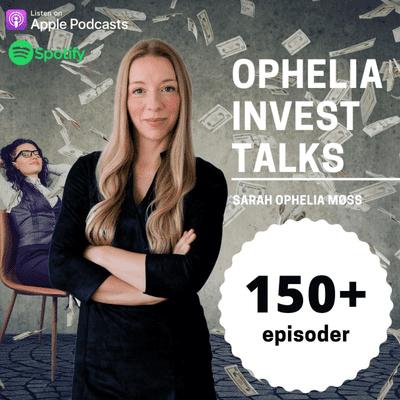 Ophelia Invest Talks - #175 INTERVIEW: Få svar på hvornår næste krise rammer os fra chefstrateg Henrik Drusebjerg (15.10.21)
