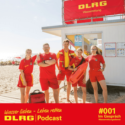 DLRG Podcast - 001 - DLRG Im Gespräch / Gast: Alexander Paffrath