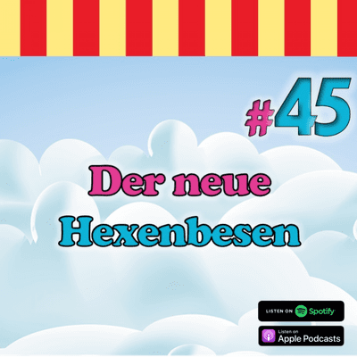 Inside Neustadt - Der Bibi Blocksberg Podcast - #45 - Der neue Hexenbesen