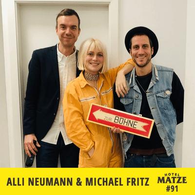 Hotel Matze - Alli Neumann & Micha Fritz – Wann ist es zu viel des Guten?
