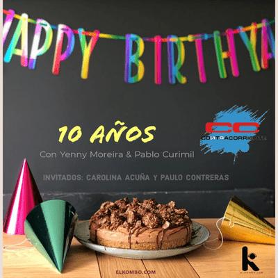 El Kombo Oficial - 10 Años (Contracorriente)