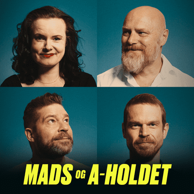 Mads og A-holdet - Episode 14: Patchworktæppe fra fortiden, ensomme Hansi og gravid efter one-night-stand.