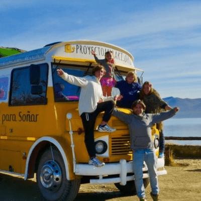 Un Gran Viaje - El viaje de 2 años de la biblioescuela rodante: el Proyecto Meraki | 49