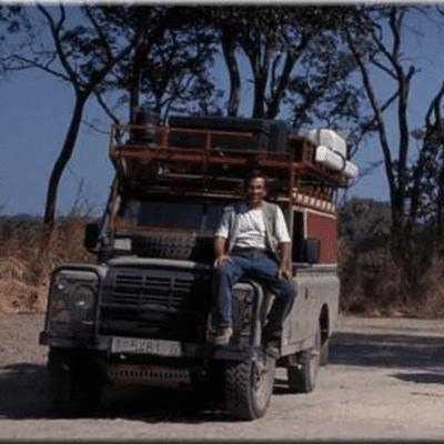 Un Gran Viaje - 5 años de vuelta al mundo a los 70 años, con Jose Antonio Rodriguez Moreno |7