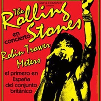 Recordando a Charlie Watts. Primer concierto de los Rolling Stones en Barcelona, 1976 (Revisited)