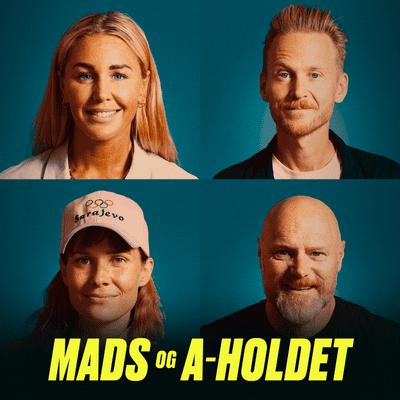 Mads og A-holdet - Episode 29: Forelsket i veninde, en søskendeflok på otte og PTSD dræber sexlysten.