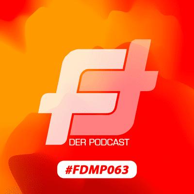 FEATURING - Der Podcast - #FDMP063: Erste Impfung!