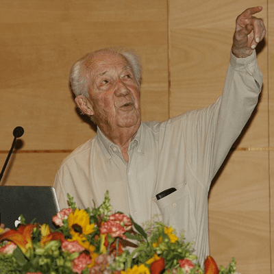 Science Stories - Livets støv: In memoriam Christian de Duve