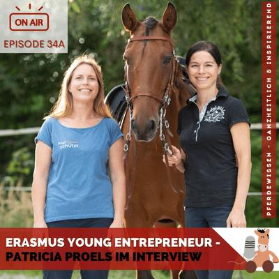 Erasmus Young Entrepreneuse Patricia Proels im Interview