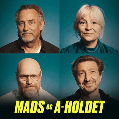 Mads og A-holdet - Episode 10, del 1: Rygepauser på job, rygter om kones utroskab og en lidt for svedig situation.