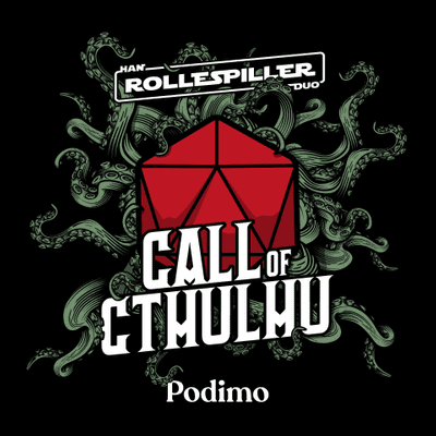Han Duo Rollespiller: Call of Cthulhu - podcast