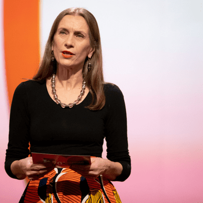Vis à vis | Inforadio - Mariette Rissenbeck über die Berlinale halb und halb