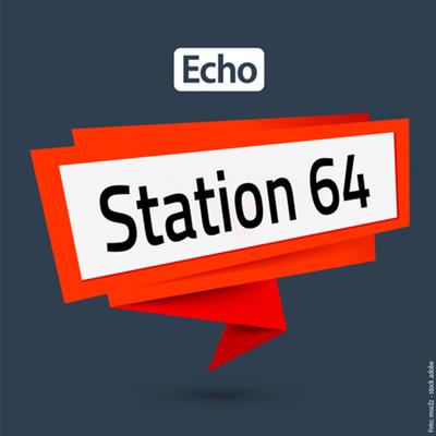 Station 64 - Folge 41:  Eine neue Stimme für den Echo-Podcast