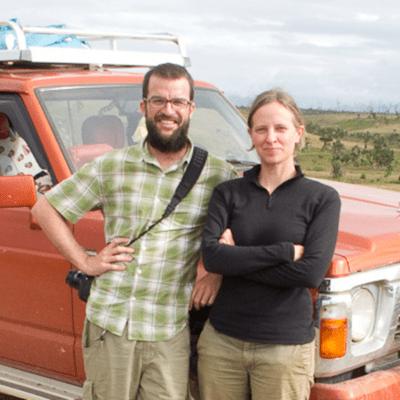 Un Gran Viaje - África de cabo a rabo (II) con Pablo Strubell e Itziar Marcotegui | 40