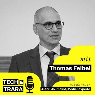 Tech und Trara - Was sollten wir Kindern im Umgang mit Medien beibringen? mit Thomas Feibel