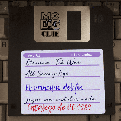MS-DOS CLUB - MS-DOS CLUB Podcast  Vol 2  mayo de 2020
