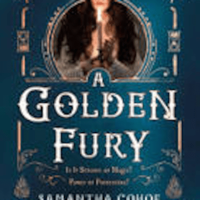 The Avid Reader Show - A Golden Fury Samantha Cohoe