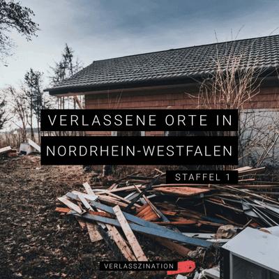 Verlasszination - Verlassene Orte in Deutschland - Nachtclub Gerderather Mühle - Verlassene Orte in NRW