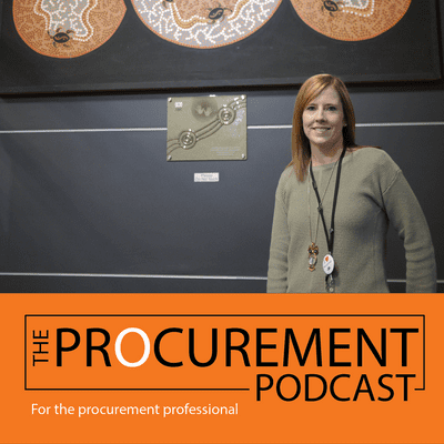The Procurement Podcast - Episode 004: Sustainable Procurement with Sarah Collins