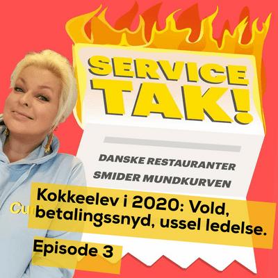 Service, TAK! - Kokkeelever og fagforeninger