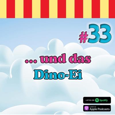 Inside Neustadt - Der Bibi Blocksberg Podcast - #33 - Bibi und das Dino-Ei