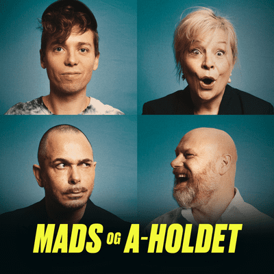 Mads og A-holdet - Episode 2 - del 1: Glasdildo i køleskabet, mænd der ikke vil fri og venner der aldrig inviterer.