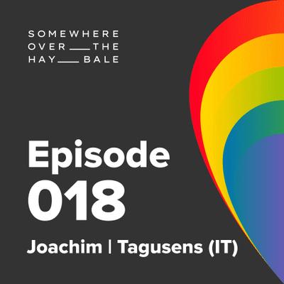 Somewhere Over The Hay Bale - Joachim   Tagusens (IT)