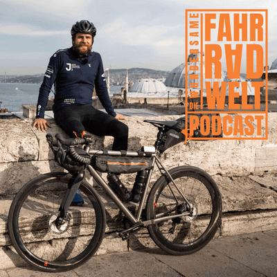 Die Wundersame Fahrradwelt - Jonas Deichmann - Swimpacking, Bikepacking und Runpacking beim Triathlon um die Welt