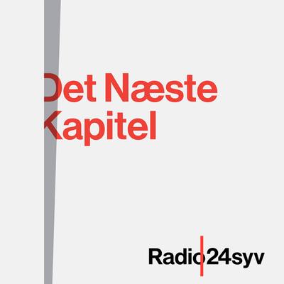 Det næste kapitel - Katrine Engberg, krimiforfatter