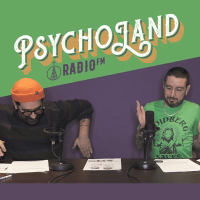 Psycholand - PSYCHOLAND RADIO – Especial BCNegra 2021