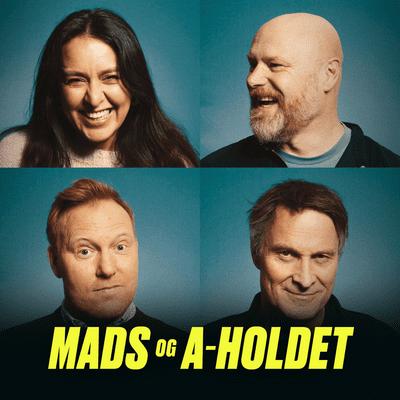Mads og A-holdet - Episode 5 - del 2: Hjemmeklinik under lockdown, racistisk kæreste og sex med venindes papsøster.
