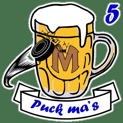 Puck ma's - Münchens Eishockey-Stammtisch - #5 Talk mit EHC-Rekordspieler Joey Vollmer - Teil 2