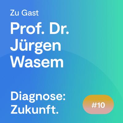 Diagnose: Zukunft - Der Experten Podcast - #60 Wie Krankenkassen die Digitalisierung aktiv mitgestalten