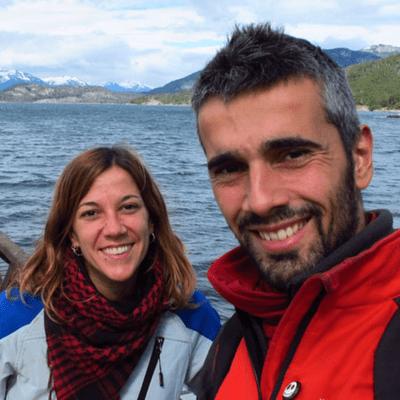 Un Gran Viaje - Amaya Arteaga y Diego Ortega: una vuelta al mundo |3