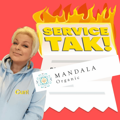 Service, TAK! - Mandala Organic