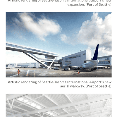 Seattle Planning To Build 2nd Major International Airport