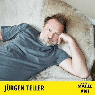 Hotel Matze - Juergen Teller – Wie überwindet man seine Schüchternheit?