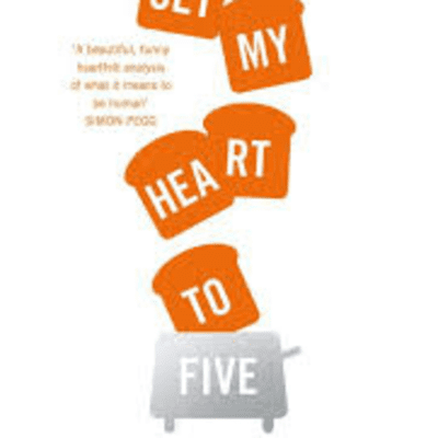 The Avid Reader Show - Set My Heart To Five   Simon Stephenson
