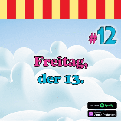 Inside Neustadt - Der Bibi Blocksberg Podcast - #12 - Freitag, der 13.