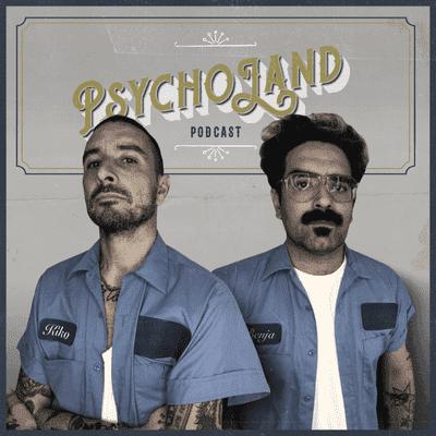 Psycholand - T1 E04 ¿Qué diablos es un asesino en serie?. Definición, tipos y fases