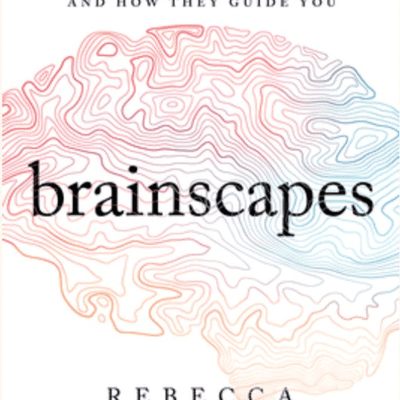 The Avid Reader Show - Episode 621: Rebecca Schwarzlose - Brainscapes: The Warped, Wondrous Maps Written in Your Brain—And How They Guide You