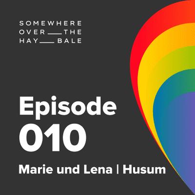 Somewhere Over The Hay Bale - Marie und Lena   Husum
