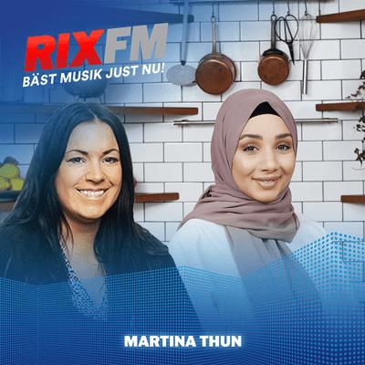 """Martina Thun - Camilla Hamid - """"Bakning är som KBT!"""""""