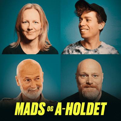 Mads og A-holdet - Episode 21: Hvem skal steriliseres, overvægtig ven og smadret porcelæn.