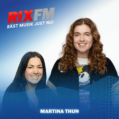 Martina Thun - Amy Deasismont om att kliva in i vuxenlivet!