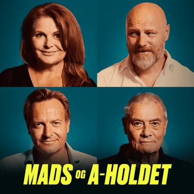 Mads og A-holdet - Episode 25: Ægdonor som 18-årig, bøjle og dating og en nabo der taler grimt til sin søn.