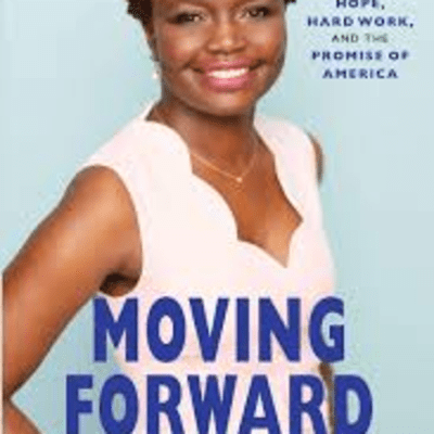 The Avid Reader Show - Moving Forward Karine Jean-Pierre