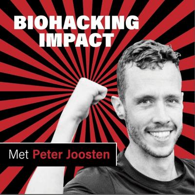 Biohacking Impact - 98 Corona, Darwin & Geopolitiek. Met Jamie Metzl (EN)